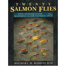 Twenty Salmon Flies