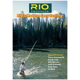 Rio Modern Spey Casting - DVD