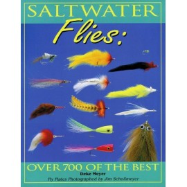 Saltwater Flies - Over 700 Flies