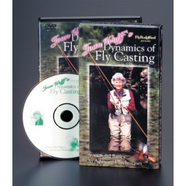 Joan Wulff Dynamics of Fly Casting - DVD