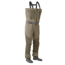 Waders Silver Sonic - Zip (Large)