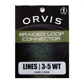 Orvis Braided Loop Connector (3-5wt)