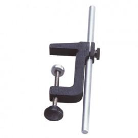 C-clamp/Tige (8'') - Renzetti
