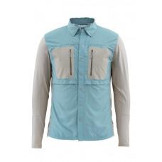 Chemise Simms Tricomp - Bleu Cadet (XXL)