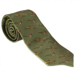 Cravate Faisan Larken