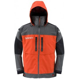 Manteau Prodry - Fury Orange (XL)