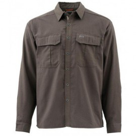 Coldweather Ls Shirt Dk Olive