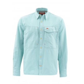 Chemise Guide Solide - Light Teal