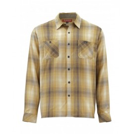 Black's Ford Ls Flannel Hickory Plaid