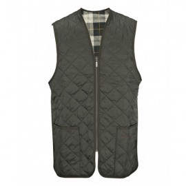 BARBOUR QUILTED WAISCOAT