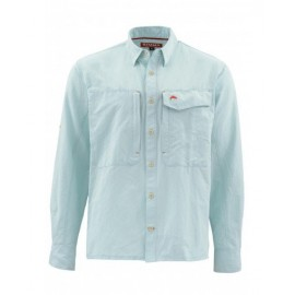 Chemise Guide Marble - Light Teal