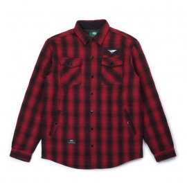 Canadian Shirt Red