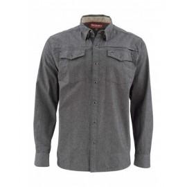 Saltwater Chambray Ls Shirt