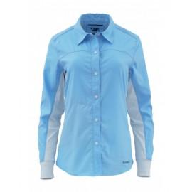 Chemise Bicomp - Bleu Pâle