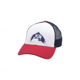 Casquette Patch Wyoming