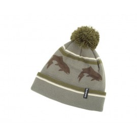Tuque Big Hole Pom - Timber