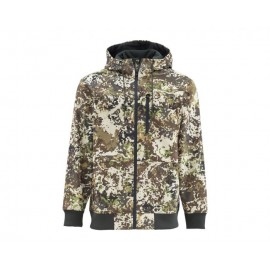 Hoody Rogue Fleece - River Camo