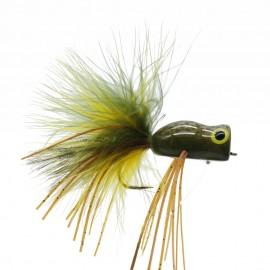Cb Rattlin Frog - Olive N04
