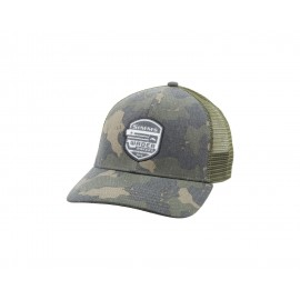 Casquette Wader Maker Patch - Camo