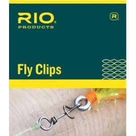 Twist Clips (10) - Rio