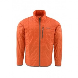 Manteau Fall Run - Fury Orange