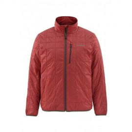 Manteau Fall Run - Rubis / XL