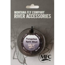 Tungsten Split Shot Assortment - MFC