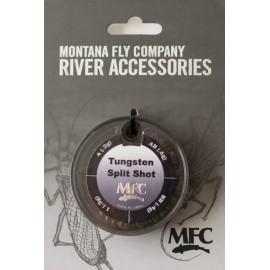 Tungsten Split Shot Assortment - MFC