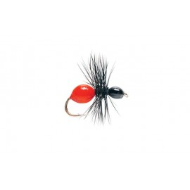 Hard Body Ant Red & Black