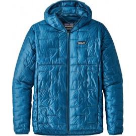 Manteau Micro Puff - Balkan Blue