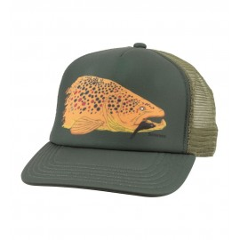 Casquette Kype Jaw - Foliage