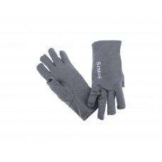 Gants Simms 3 doigts Ultra-wool Core - Carbon