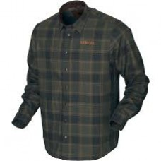 Chemise Metso Active - Carreaux Willow Green