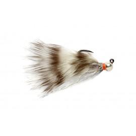 Galloup's Bighole Bug - Brun/Jaune