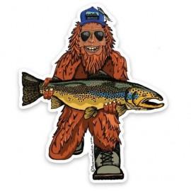 Trout Huntin' Squatch