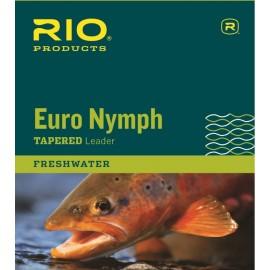 Euro Nymph Leader 14ft (2x-4x) - Rio