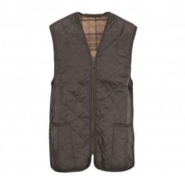 Doublure pour Manteau Beaufort Barbour - Rustic / Sauge