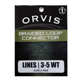 Orvis Braided Loop Connector