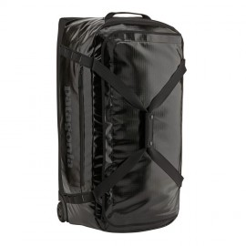 Black Hole Wheeled Duffle - Black Fitz Trout - 100L