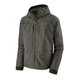 Manteau River Salt - Forge Grey