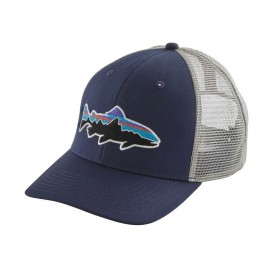 Casquette Patagonia Fitz Roy Trout - Classic Navy