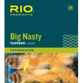 Big Nasty Tapered Leader 6ft - Rio