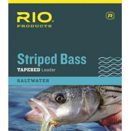 Striped Bass Tapered Leader 7ft
