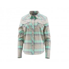 Chemise Ruby River - Aruba Plaid