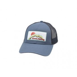 Casquette Small Fit Foam Patch Trucker - Storm