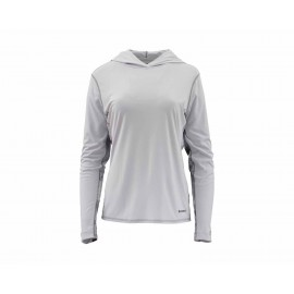 Hoody Simms Solarflex - Cloud Camo Grey