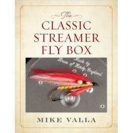 Classic Streamer Fly Box - Mike Valla