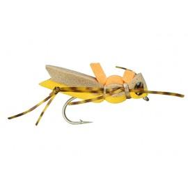 More-or-less Hopper - Goldenrod