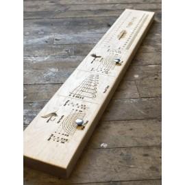 Jauge pour montage de mouche - Timber & Fins