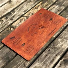 Tapis de Montage Saumon - Timber & Fins